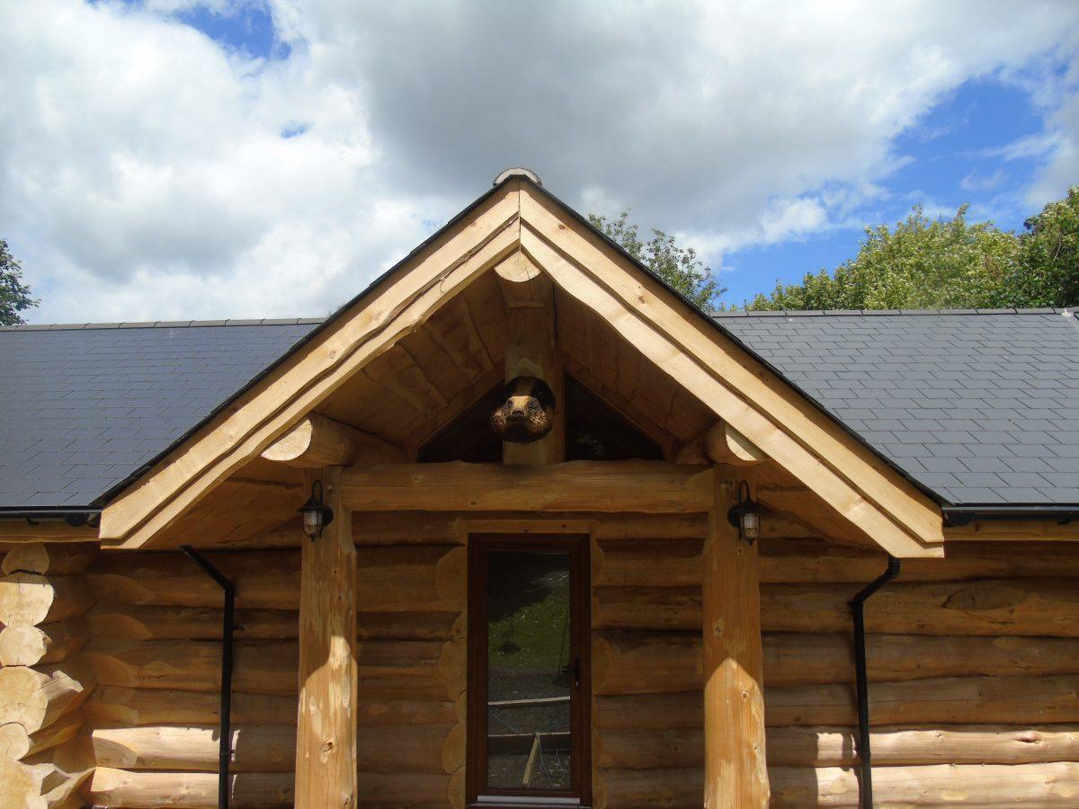 Badger's Wood at Hoo Farm