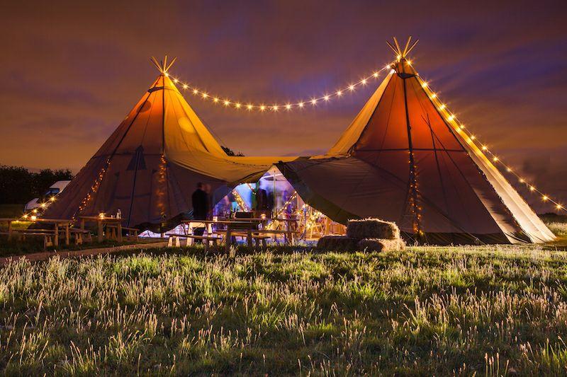 Weddings at Hoo Farm