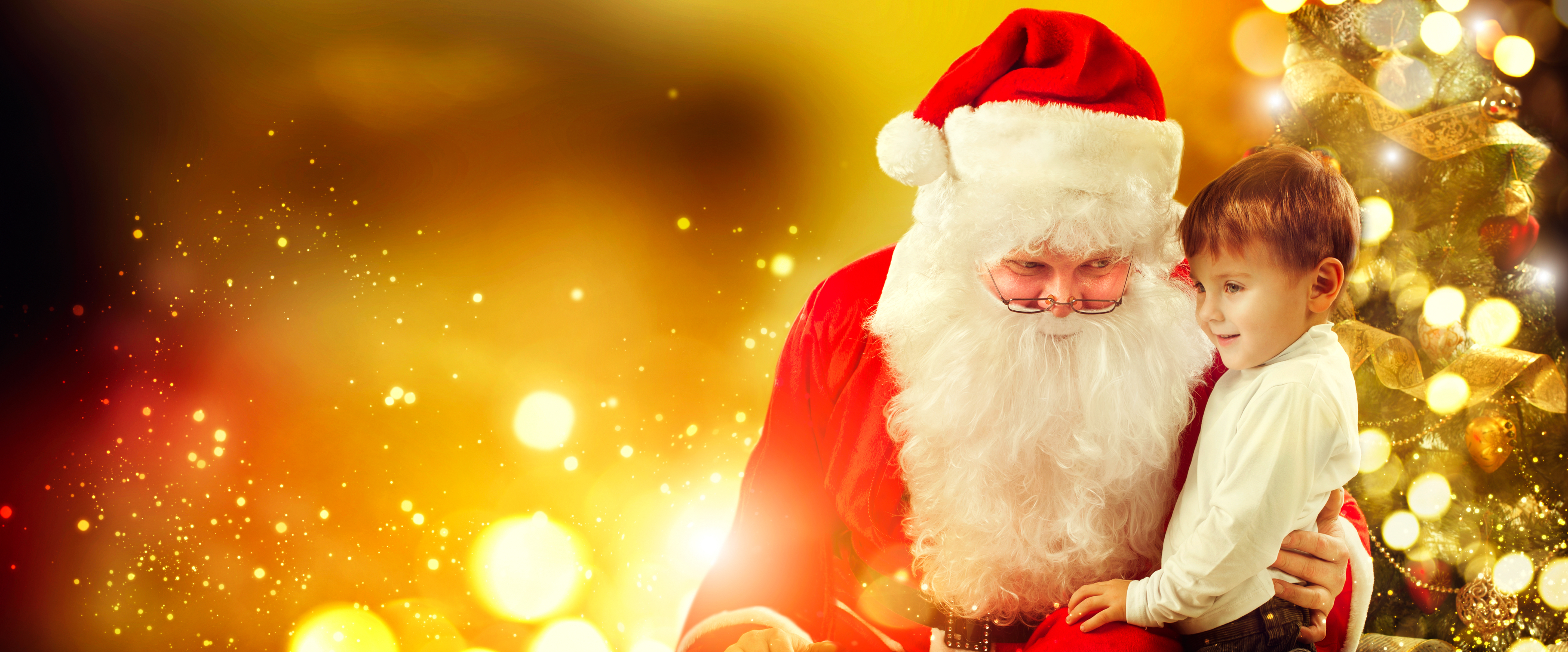 meet father christmas in lowestoft