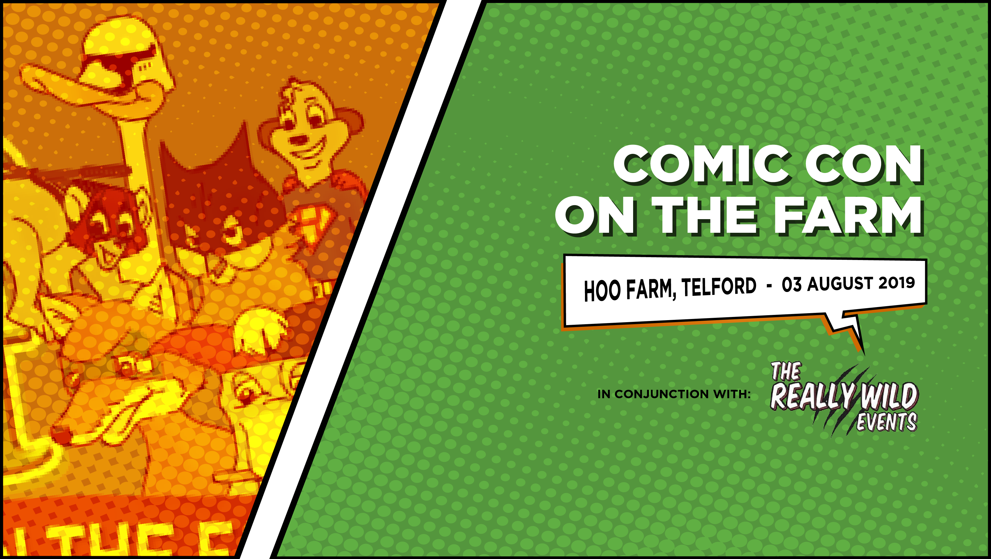 Hoo Fest 2019 - Comic Con on the Farm